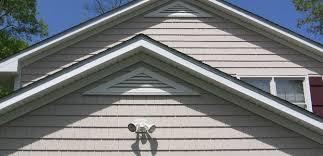 Design Guidelines The Gables   gable vents let your attic breathe
