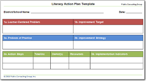 Strategic Planning Template Excel 18 Free Plan Templates Excel Pdf Formats