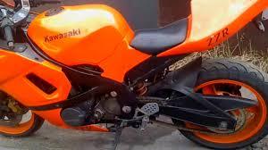 kawasaki zzr custom u2013 idee per l u0027immagine del motociclo