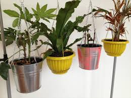 plant stand metal planters pots the home depot d6f7a4b71e47 1000