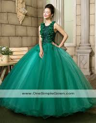 coloured wedding dresses green color straps neck appliques flower colourful wedding