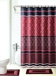 Burgundy Shower Curtain Liner Burgundy Shower Curtain Size Of Designs Of Shower Curtains
