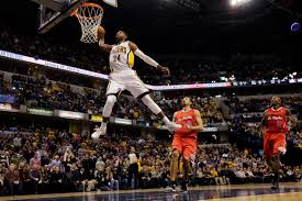 george energizes high flying pacers the japan times