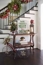 how to decorate your entryway for christmas christmas entryway