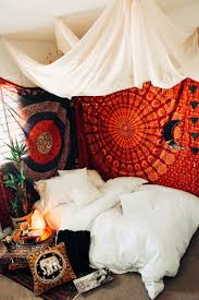 Bohemian Chic Decorating Ideas Bedroom Charming Boho Bedroom For Interesting Bedroom Decoration