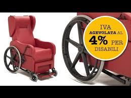 poltrone per invalidi 1 poltrona per disabili e anziani relax drive con ruote da