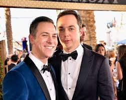 jim parsons new york jim parsons wedding photos are insanely cute see more here