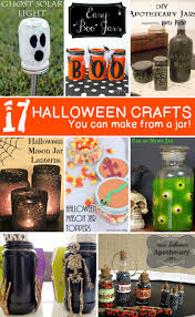 halloween mason jar crafts crafts with jars october 2015