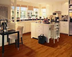 kitchens flooring idea maple cinnamon by armstrong hardwood