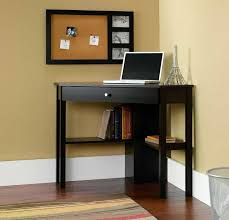 small desk with drawers and shelves awesome black small corner computer desk with drawer and book shelf