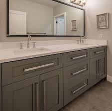 bathroom cabinet paint color ideas best 25 grey bathroom cabinets ideas on grey bathroom