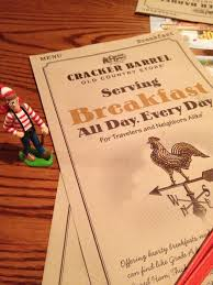 20 off military discount for our family at cracker barrel make