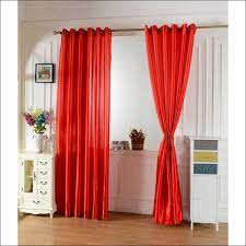 red sheer curtains shop sheer red stripe outdoor curtain with