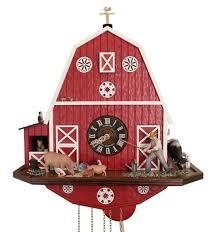 the american barn cuckoo clock