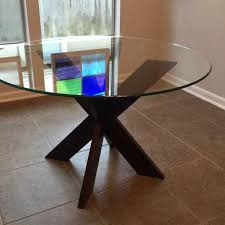 find more pier 1 espresso simon x dining table for sale at up to