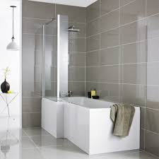 tile bathroom backsplash ultimate left l shaped bath tub with acrylic front panel screen