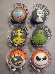 nightmare before christmas cupcake toppers nightmare before christmas cupcake toppers ring in right