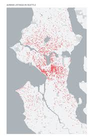 Amazon Seattle Map by Airbnb And Vrbo Raise Concerns With Seattle U0027s Proposed Short Term