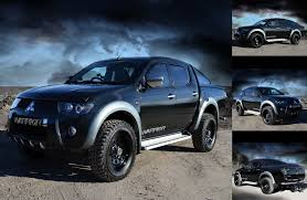 mitsubishi warrior l200 mitsubishi l200 warrior cars