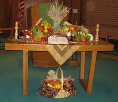 19 best thanksgiving altar communion table displays images on