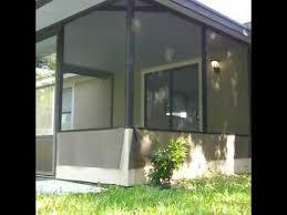 porch screening youtube