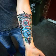 compass wrist tattoo best tattoo ideas gallery
