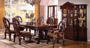 6 Chair Dining Room Table by Formal Cherry Dining Room Sets Foter