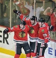 Andrew Shaw Meme - chicago blackhawks bryan bickell 29 celebrates his goal against