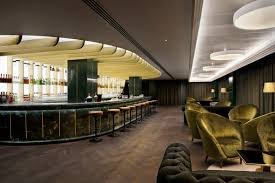 Rockfon Mono Acoustic Ceilings by Mondrian Hotel