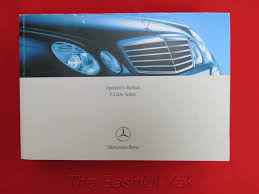 2008 Mercedes E350 Owners Manual Mercedes Printable U0026 Free