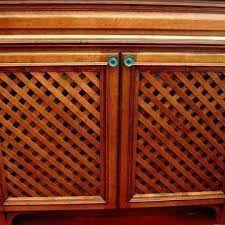 solid wood kitchen base cabinets kitchen base cabinet in lattice door style made of maple