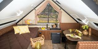 a frame home interiors jay series sport hardwall camping trailers jayco inc