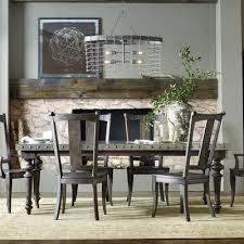 Hooker Furniture Vintage West Extendable Dining Table  Reviews - Hooker dining room sets