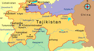 Karakoram Range Map About Tajikistan U2013 Pamir Adventure Travel