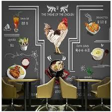 3d cuisine wallpaper 3d fried chicken pot cuisine wallpaper