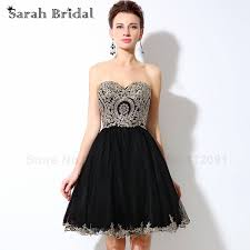 Black And Gold Lace Prom Dress Compare Prices On Gold And Black Prom Dresses 2016 Online