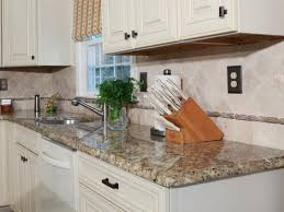 Porcelain Tile Kitchen Countertops Tile Countertops Pros And Cons Home Design Ideas And Pictures