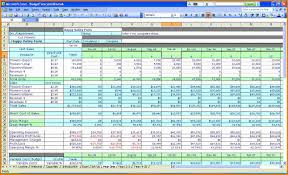 Party Expenses Spreadsheet 3 Budget Excel Spreadsheet Expense Report