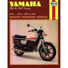 haynes manual yamaha rd250 rd250b rd250dx rd350 yds7 yr5 twins 70