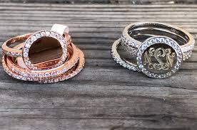 engraved stackable rings engraved stackable rings