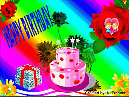 happy birthday and enjoy the day free happy birthday ecards 123