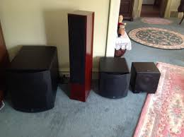 compact subwoofer home theater need a compact subwoofer avs forum home theater discussions