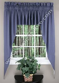 Swag Curtains For Living Room by Home Accessories Elegant Dark Swags Galore With White Sheer