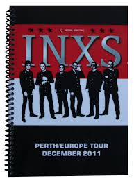 Personally by Lot Detail Inxs Tour Itineraries U0026 All Access Passes From 2006