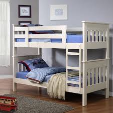 Metal Bunk Beds Full Over Full Bedroom Combining Traditional Elements With Contemporary