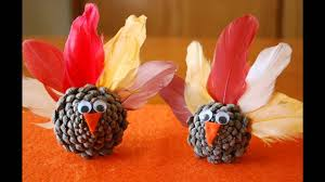 easy diy thanksgiving crafts project for kids youtube