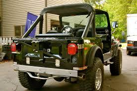brown jeep cj7 renegade 1978 jeep cj7 renegade restored clean v8