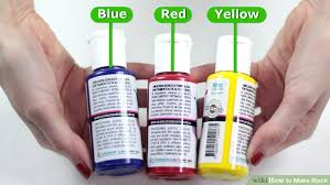 3 ways to blend acrylic paint wikihow 3 ways to black wikihow