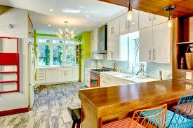 orange is the new knob eclectic kitchen design u2013 board u0026 vellum