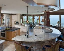 stylish small round kitchen island ideas tags round kitchen